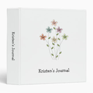 Gram's Garden · Flowers Binder