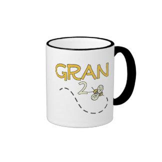 Gran 2 Bee Coffee Mugs