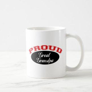 Gran abuelo orgulloso taza