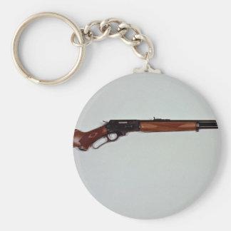 Gran arma del rifle de la acción de la palanca llavero