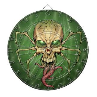 Gran arte extranjero de Lovecraftian del cráneo de