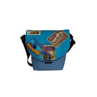Gran bolso del viajero bolsas de mensajería
