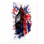 Gran Bretaña Big Ben Tarjeta Postal