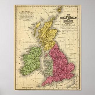 Gran Bretaña e Irlanda 2 Póster