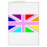 ¡Gran Bretaña gay! Tarjeton