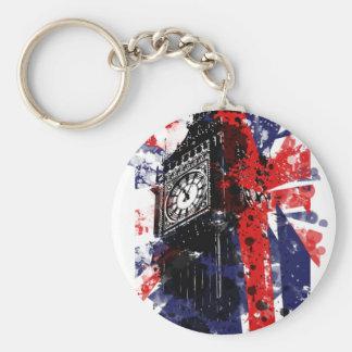 Gran Bretaña Llavero Personalizado