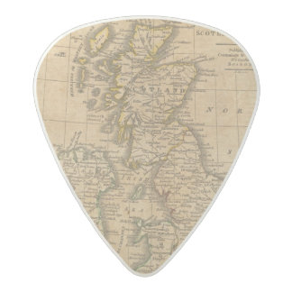 Gran Bretaña Púa De Guitarra Acetal