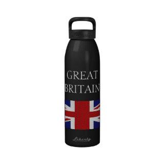 Gran Bretaña Reino Unido Botella De Agua