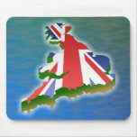 Gran Bretaña Tapetes De Ratones
