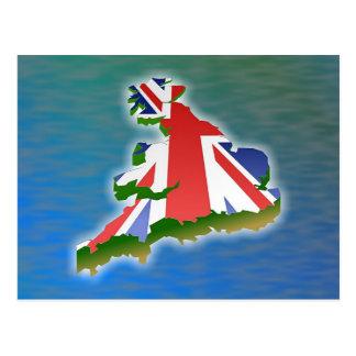Gran Bretaña Tarjeta Postal
