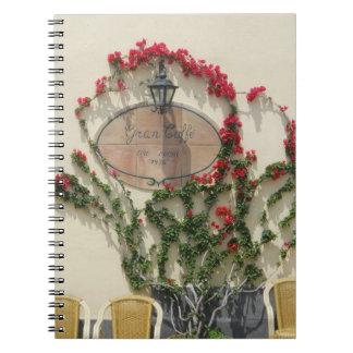 Gran Caffè in Amalfi Notebook