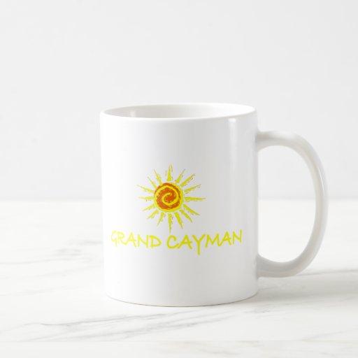 Gran Caimán Taza De Café