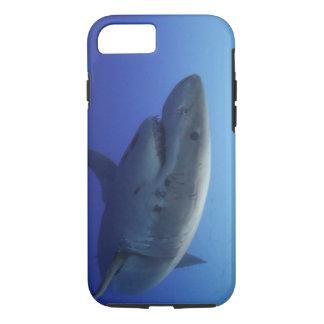 Gran caja del iPhone 7 del tiburón blanco Funda iPhone 7
