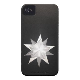 Gran caja del teléfono de Stellated Dodecahedron iPhone 4 Case-Mate Fundas