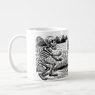 Gran Calavera Eléctrica by José Guadalupe Posada Classic White Coffee Mug