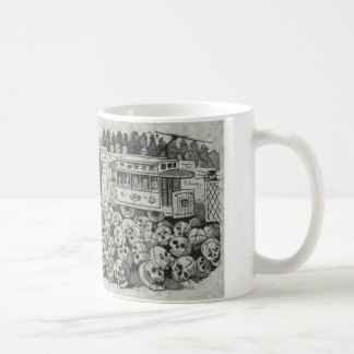 Gran Calavera Electrica Coffee Mug