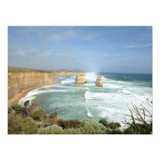 Gran camino del océano, Victoria, Australia Fotografías