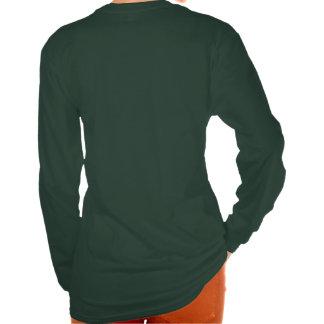 Gran camisa de los alces de ALASKA - colores de en