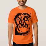GRAN camiseta de NATE DA Playeras