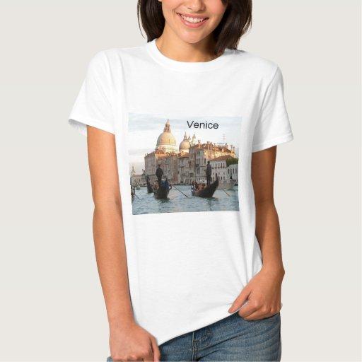 Gran Canal de Italia Venecia (St.K) Camiseta