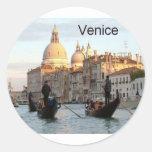 Gran Canal de Italia Venecia (St.K) Pegatinas