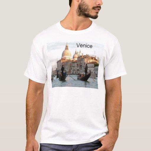Gran Canal de Italia Venecia (St.K) Playera
