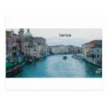 Gran Canal de Italia Venecia (St.K) Tarjeta Postal