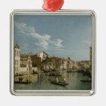 Gran Canal de Palazzo Flangini a Palazzo Bembo Ornaments Para Arbol De Navidad