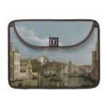 Gran Canal de Palazzo Flangini a Palazzo Bembo Fundas Para Macbook Pro