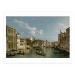 Gran Canal de Palazzo Flangini a Palazzo Bembo Postales