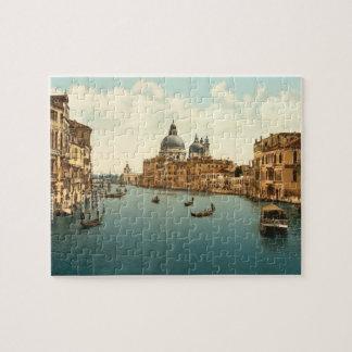 Gran Canal I, Venecia, Italia Puzzles Con Fotos