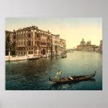 Gran Canal II, impresión archival de Venecia, Ital Posters