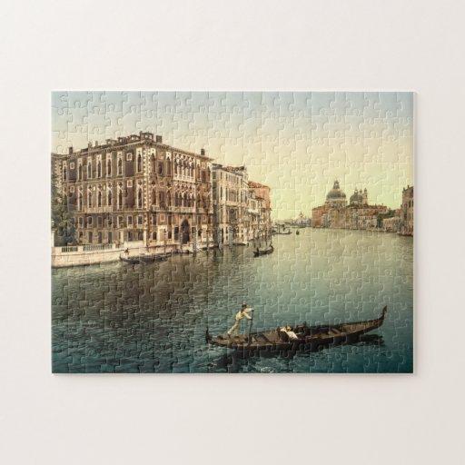 Gran Canal II, Venecia, Italia Puzzles Con Fotos