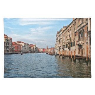 Gran Canal Manteles