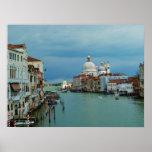 Gran Canal, poster de Venecia