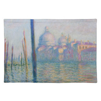 Gran Canal Venecia de Monet Manteles