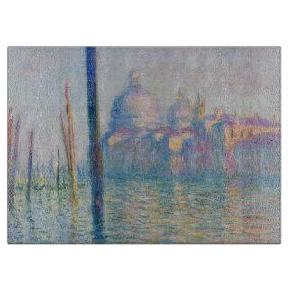 Gran Canal Venecia de Monet Tabla De Cortar