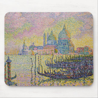 Gran Canal, Venecia de Paul Signac Alfombrilla De Raton