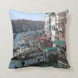 Gran Canal Venecia Italia Cojin
