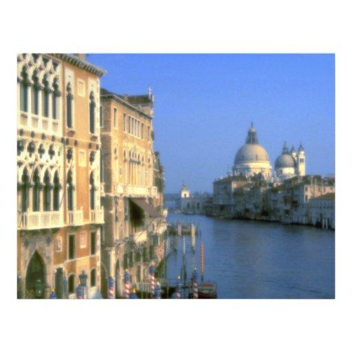 Gran Canal, Venecia, Italia Flyer Personalizado