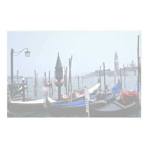 Gran Canal, Venecia, Italia Papeleria