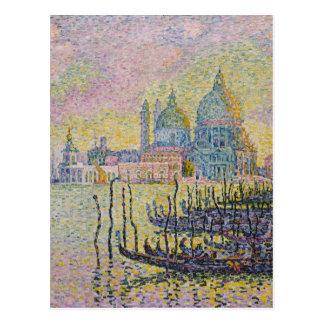 Gran Canal Venecia - Paul Signac Postales