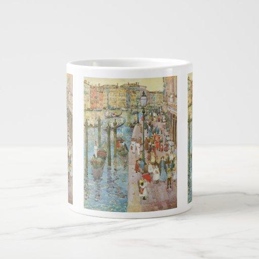 Gran Canal, Venecia por Prendergast, arte del Tazas Jumbo