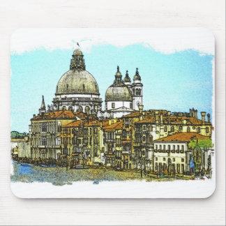 Gran Canal Venecia Alfombrilla De Ratones