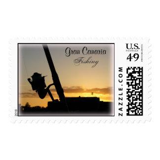 Gran Canaria Fishing Postage