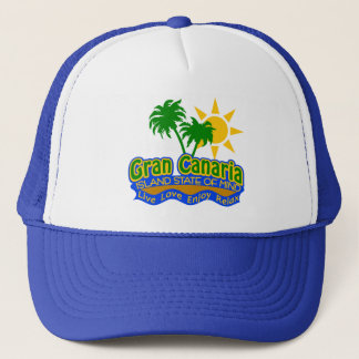 Gran Canaria State of Mind hat - choose color
