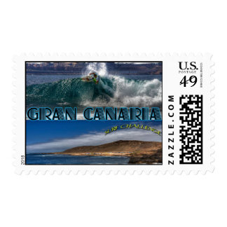 Gran Canaria Surf Challenge Postage