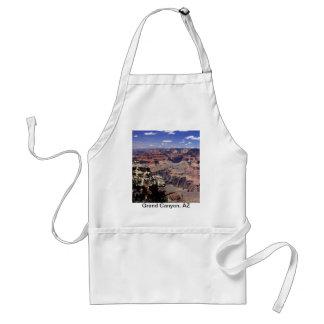 Gran Cañón, Arizona Delantal