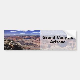 Gran Cañón, Arizona Etiqueta De Parachoque