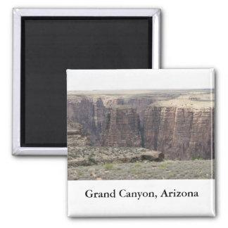 Gran Cañón, Arizona Imán Cuadrado